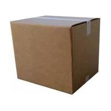 50 caixas de papelão simples 200x180x120