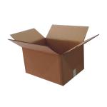 50 caixas de papelão 320x320x220