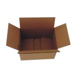 50 caixas de papelão mudança 400x290x280