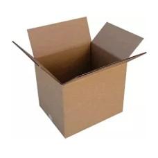 Caixa de papelão simples n. 2 210x150x120